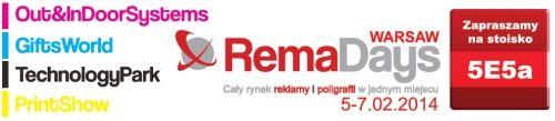 RemaDays 2014