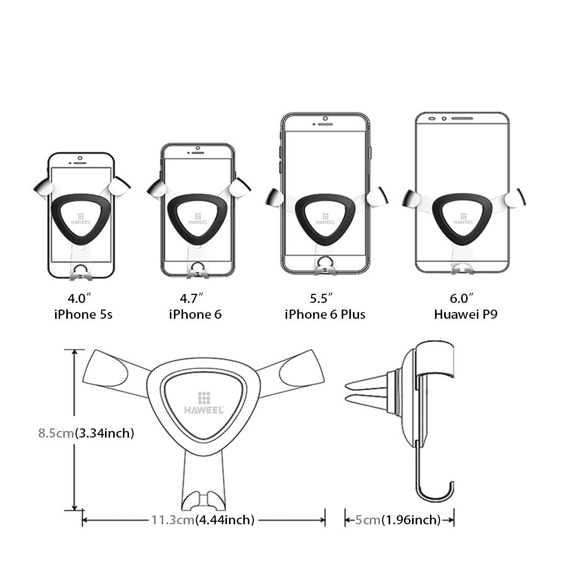 akcesoria do smartfon u00f3w    telefon u00f3w   uchwyt obrotowy do