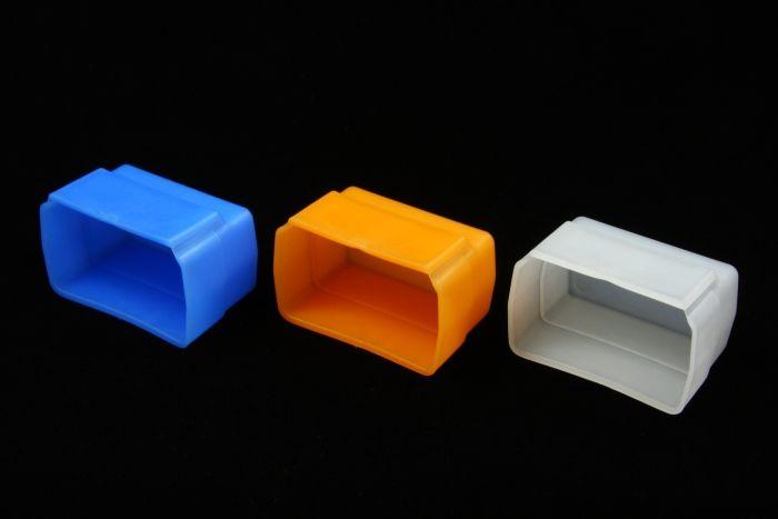Dyfuzory nasadkowe: 3 kolory