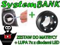 ROTIN Zestaw do czyszczenia matrycy + LUPA / SS CLEAN I